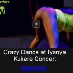 Show Of Shame: Girl exposed Her PRIVATE PART on stage at Iyanya concert
