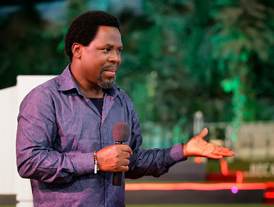 TB Joshua's Prophecy Now Being Fulfilled in South Sudan?