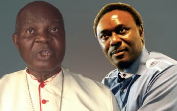 Catholics Will Go To Hell: Cardinal Okogie Blasts Pastor Okotie