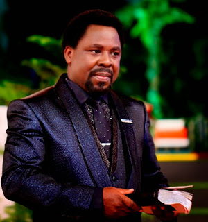 Pastor TB JOSHUA revealed how he maintained his anointing amidst the challenges and pressures of life that his covenant with God sustained him