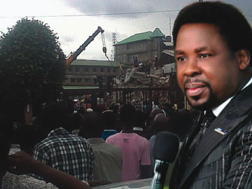 I'm facing hard times – TB Joshua