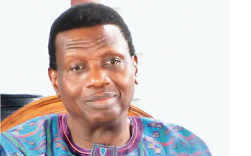 Pastors taking bribes from politicians risk God's anger – Adeboye